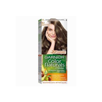 Loreal Garnier Color Naturals 6.1 Dark Ash Blonde Haircolor