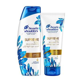 Super Head & Shoulders Shampoo + Conditioner 2X200ml