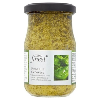 Tesco Finest Pesto Alla Genovese 190g