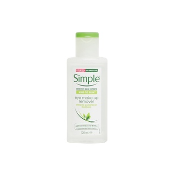 Simple KIND TO SKIN Eye Make-up Remover 125 ml
