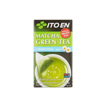 Ito En Matcha Greentea Chamomle 30G