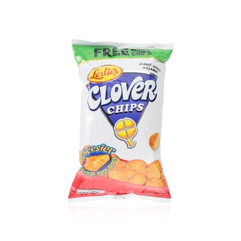 Leslies Clover Chips Cheese 145g