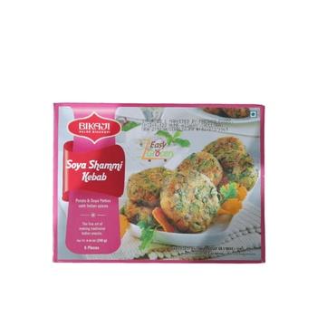 Bikaji Soya Shami Kebab 240g