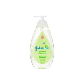 Johnson's Chamomile Baby Shampoo 500ml