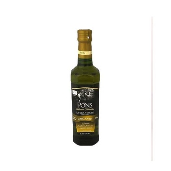 Pons Seleccion Familiar Extra Virgin Olive Oil Organic 500g