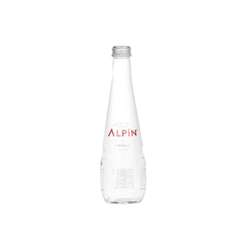Alpin Glass Bottle 330ml