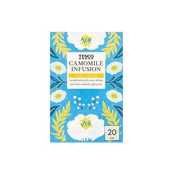 Tesco Camomile Tea Bags 20 s