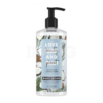 Love Beauty & Planet Coconut Water & Mimosa Flower Body Lotion 400 ml