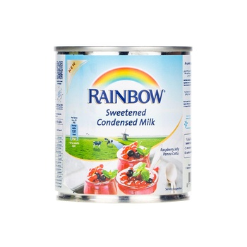 Rainbow sweet condensed milk 397g