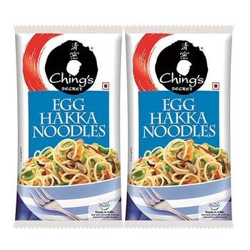 Ching'S Egg Hakka Noodles 150g 1+1 Free