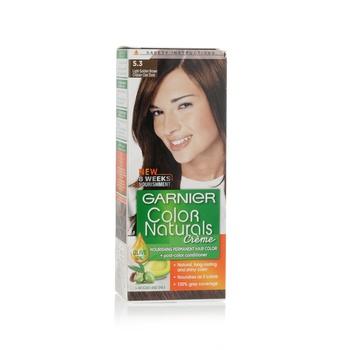 Garnier Color Naturals 5.3 Light Golden Brown