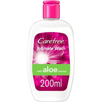 Carefree Aloe Vera Intimate Wash 200ml
