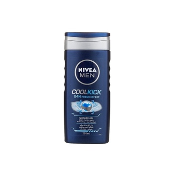Nivea Men Coolkick Shower Gel 250ml