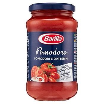 Barilla Pomodoro Pomodori E Datterini 400g