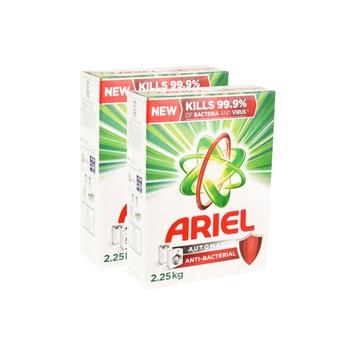 Ariel Ls Antibac 2X2.25kg