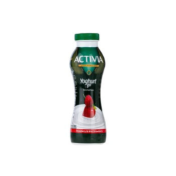 Activia Drink Stawberry 280ml