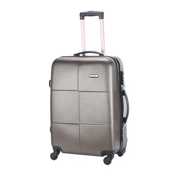 Voyager Trolley Bag 24cm - Coffee