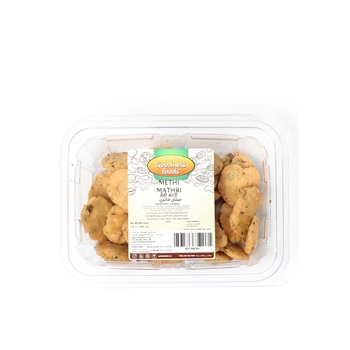 Goodness Foods Methi Mathri 200g