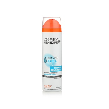 Loreal Men Expert Hydra Sensitive Shaving Gel 200 ml