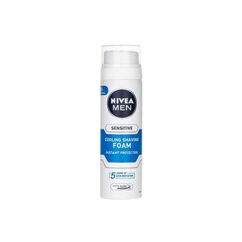 Nivea Men Sensitive Cooling Shaving Foam - 200 ml