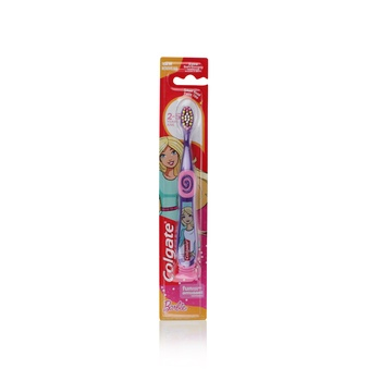 Colgate Barbie Toothbrush 2 - 5 Years Extra Soft