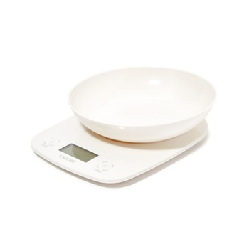 Camry Kitchen Scale  With Bowl - EK9643K