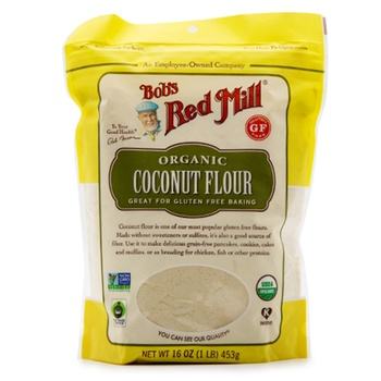 Bob's Red Mill Organic High Fiber Coconut Flour 454g