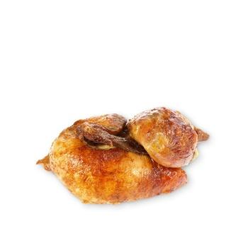 Coocked Roasted Chicken - Half