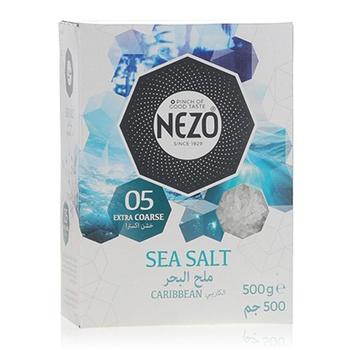 Nezo Coarse Sea Salt 500g