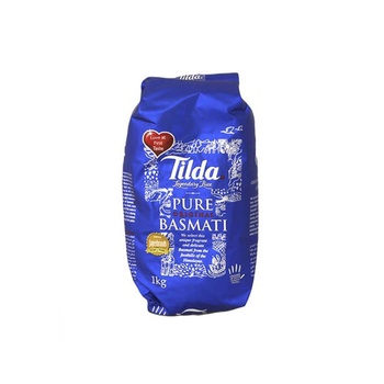 Tilda Pure Original Basmati Rice 1kg