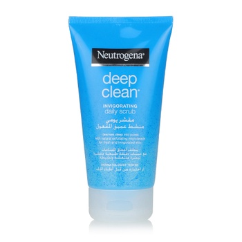 Neutrogena Deep Clean Invigorating Daily Scrub 150ML