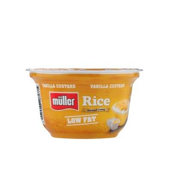 Muller Rice Vanilla Custard 180g