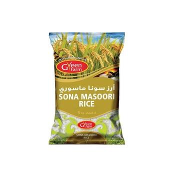 Green Farm Sona Masoori Rice 5kg