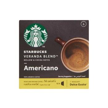Starbucks Dolce Gusto Veranda Blnd Capsules 102g