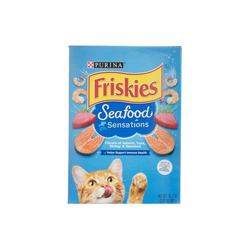 Friskies Seafood Sensations 459g