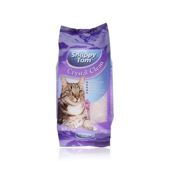 Snappy Tom Crytl Cln Cat Littr Laven 2kg