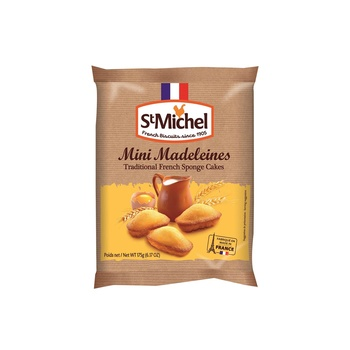 St Michel Mini Madeleines Cake 175g
