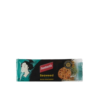 Fantastic Seaweed Flavour Rice Cracker 100g