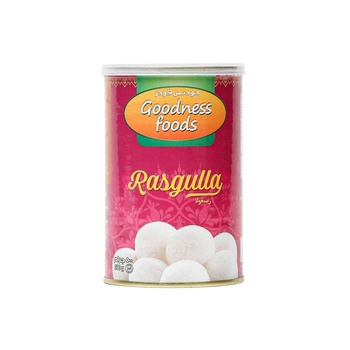 Goodness Foods Rasgulla 500g