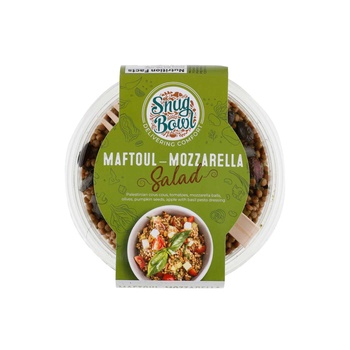 Snug Bowl Maftoul & Mozarella