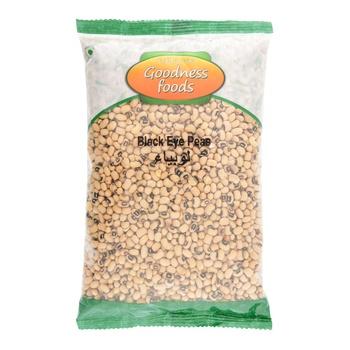 Goodness Foods Black Eye Peas 1kg