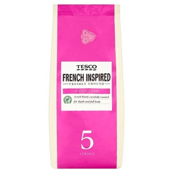 Tesco Finest Blend Ground Coffee 454G
