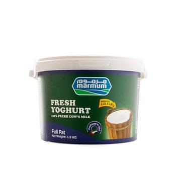 Marmum Yoghurt Natural 4kg