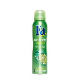 Fa Caribbean Lemon Deodorant 150 ml
