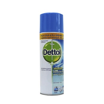 Dettol Anti-Bacterial Disinfectant Crisp Linen Spray 450ml