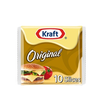 Kraft Slices Original 200g