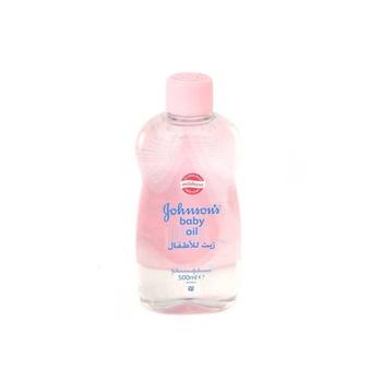 Johnsons Baby Oil Mildness 500ml