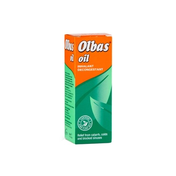 Olbas Oil Inhalant Decongestant 28 ml