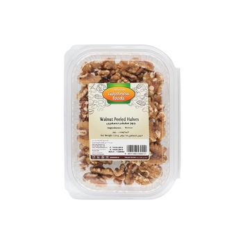 Goodness Foods Walnut Peeled (B) 150g
