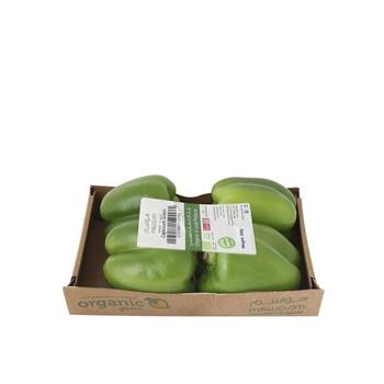 Capsicum Green Organic PP